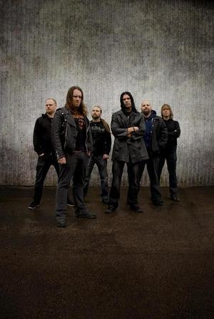 От ляво надясно:  Per, Roberth, Henrik, Lars, Jonas and Kenneth.
