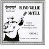 Blind Willie McTell Vol. 2 (1931 - 1933)