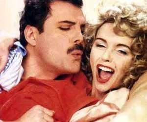 Freddie Mercury- I was Born To love You