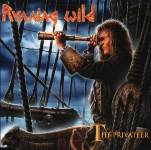 running wild Privateer single
