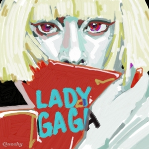 The fame monster - Drawing