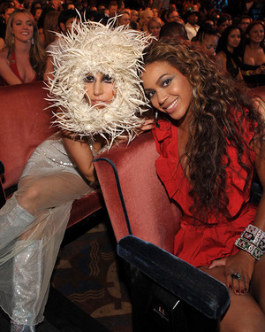 With Beyonce