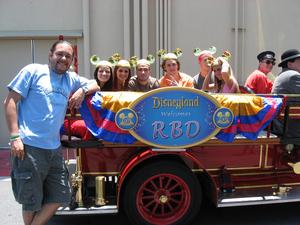RBD in Disney Land