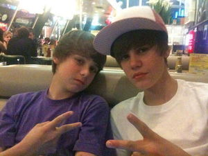 Christian and Justin
