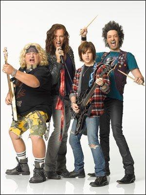 Момчетата от групата (от ляво на дясно) Грег, Стив, Лоугън, Стивън