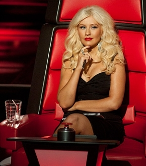 christina in the voice