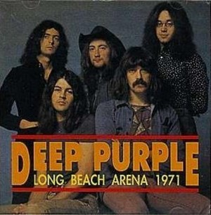 Deep Purple - Turn Around. Live long  beach 1971