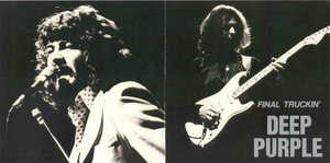 Deep Purple - Final truckin. Live Osaka 1973