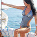 На яхтата