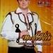 Обложка на първото му DVD  - Македонско настроение