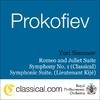Sergey (Sergeyevich) Prokofiev