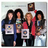 QUEEN with gold single