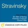 Igor (Fyodorovich) Stravinsky